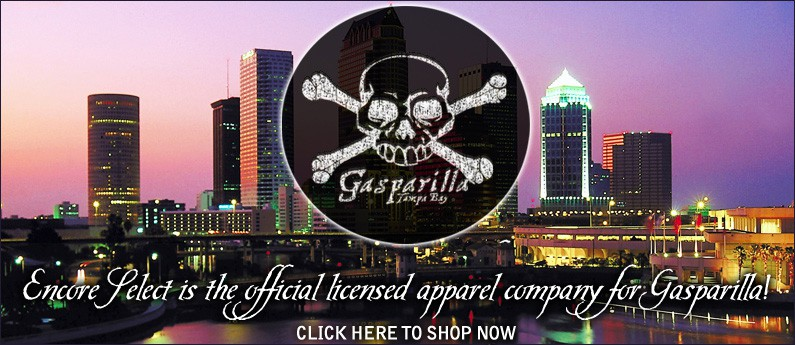The Official Apparel Company of Gasparilla
