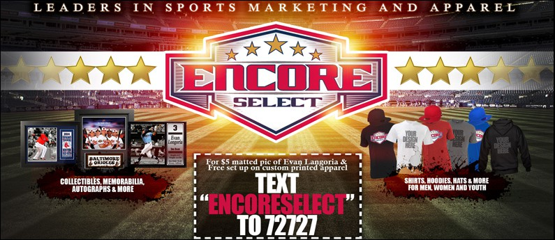 Encore Select - An Industry Leader in Sports Marketing and Apparel