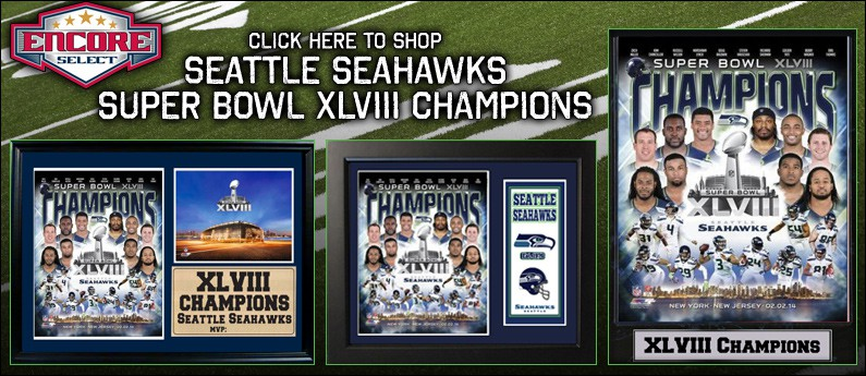 Seattle Seahawks Super Bowl Champions