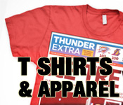 Sports T Shirts & Apparel
