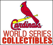 St Louis Cardinals Collectibles, Apparel and Memorabilia