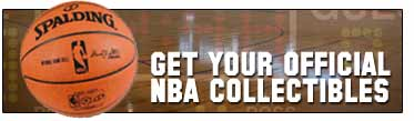 Officially Licensed NBA Collectibles